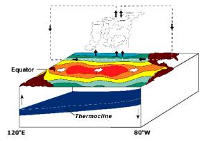 El Niño - Image in the Public Domain