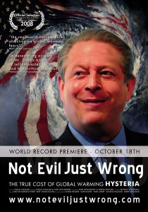 Not Evil Just Wrong, locandina del film - Fonte: la rete
