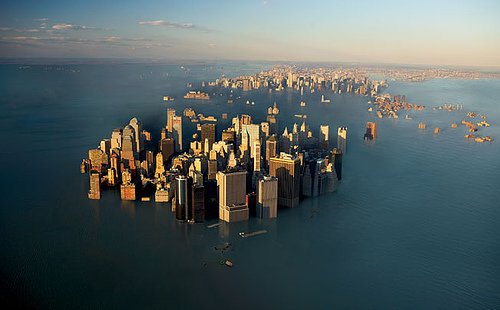sea level rise