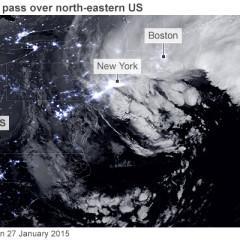 New York, riflessioni dopo una tempesta mancata