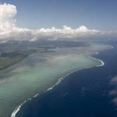 Il livello del mare alle Isole Figi e la COP23