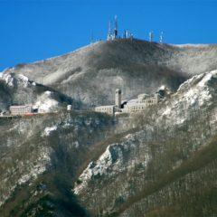Osservatorio di Montevergine, il clima del 2017