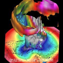 Primi segnali di uno Stratospheric Sudden Warming