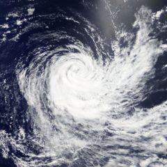 Sul numero dei cicloni atterrati negli Stati Uniti