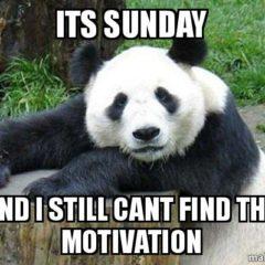 Sunday Motivation
