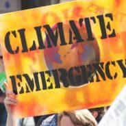Emergenza climatica: un comodo ossimoro