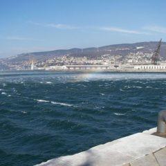 La Temperatura del mare a Trieste
