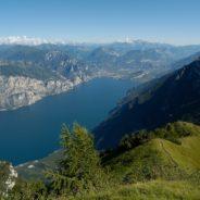 Il livello del lago di Garda dal 1995 al 2019
