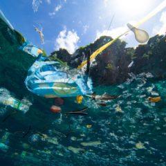 La foto degradazione delle microplasctiche in ambiente marino