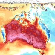 L'aumento dell'Intensità delle Ondate di calore sull'Australia e le Cause Circolatorie