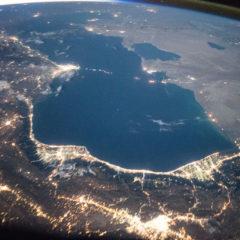 Mar Caspio: dati recenti del livello e relazioni con la meterologia